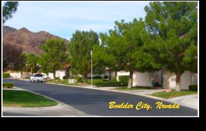 Boulder City Nevada